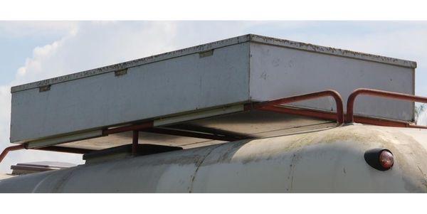 Dachbox wasserdichte Aufbewahrung Kiste