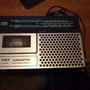 Nostalgie Radio Recorder ITT