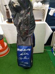 1 Satz Golfschläger mit Bag