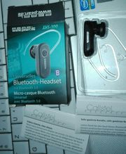 Universelles Freisprech-Headset XHS-300 mit Bluetooth