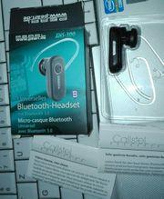 Universelles Freisprech-Headset XHS-300 mit Bluetooth