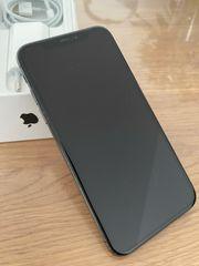 iPhone X 64GB schwarz