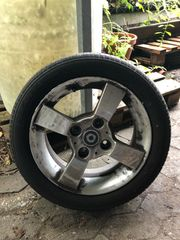 Reifen in Guten Zustand 195
