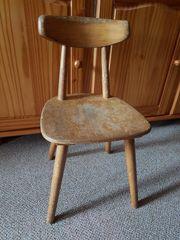 Kleiner Stuhl - Stühlchen