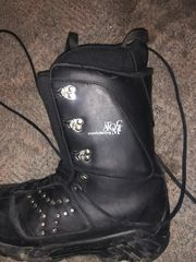 Atomic Boots
