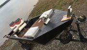 Verkaufe Bass-Boat Angelboot Marke Eigenbau