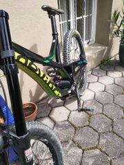 Downhillbike devinci wilson