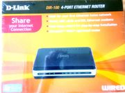 D-Link DIR-100 DE Router mit