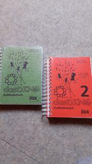 Das Ding - Kultliederbuch Band 1