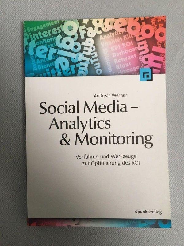 Social Media Analytics Monitoring