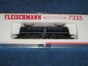 Fleischmann Spur N 7335 Elektrolokomotive