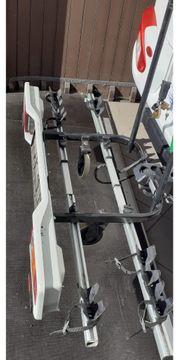 Verkaufe Fahrradträger für Anhängerkupplung