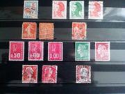 Briefmarken Frankreich