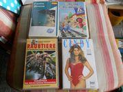 VHS Kassetten Komödie Filme Unterhaltung