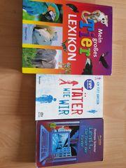 Verschiende Bücher für Kinder