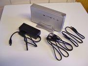 EXTERNE FESTPLATTE MAXTOR 250 GB