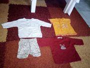 Babyoberteile und Hose zu verkaufen