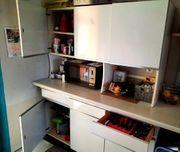 Küchen Buffet Vorratsschrank Arbeitsplatte