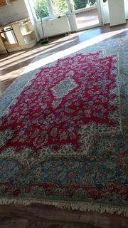 Kerman Persien Wolle Teppich