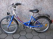 Kinder Fahrrad 20 ALU Marke