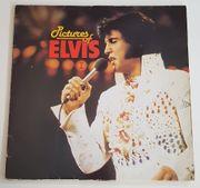 Elvis Presley LPs