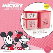 Mickey Dosen von Tupperware