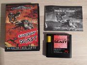 Sega Mega Drive Spiel Shadow
