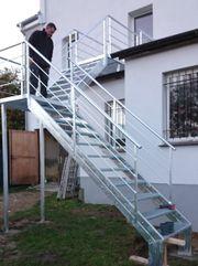 Metalltreppen aus Polen Stahltreppen fur