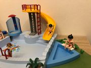 Playmobil Schwimmbad