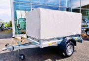 NEPTUN 750KG Tieflader 202x114x110cm