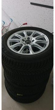 Winterreifen 205 60 16 Mercedes