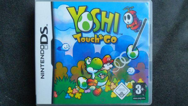Originale Hülle - Yoshi Touch Go