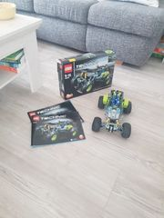 Lego Technik 42037 Top Zustand