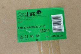 Sonstiges Material für den Hausbau - 50 x PipeLife Rohr PSM-BOGEN