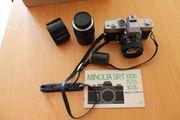 Minolta SRT 303 b