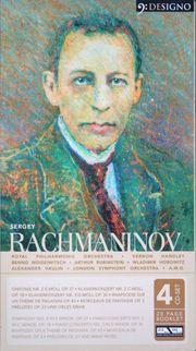 Rachmaninow-Leben und Werk Booklet 4