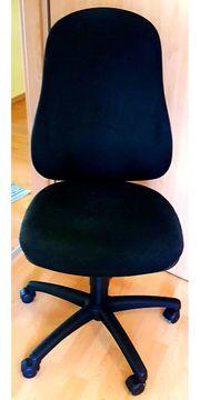 Bürostuhl - Drehstuhl ohne Armlehnen - mit