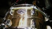 Komplett-Drumset-Super-Anfängerschießbude-Yamaha XP-Serie in Orange