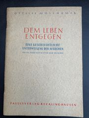 Antikes Buch Heft