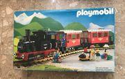 Playmobil Eisenbahn elektrisch ab 4
