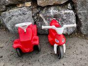 Bobbycar und Roller