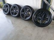 VW-Audi MERCEDES Alu Felgen mit