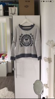 2-seitiger Abercrombie Fitch Pullover Gr