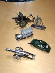 altes Blechspielzeug Metallfahrzeuge guter Zustand