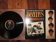 Rare Beatles Vinyl Sammlung