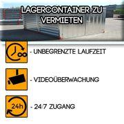 Lagerraum Stellplätze Lagercontainer
