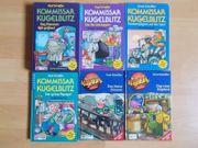 6 Kommissar Kugelblitz Bücher