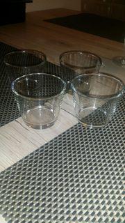 Teelicht Gläser