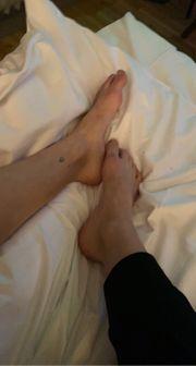 Socken Höschen uvm getragen