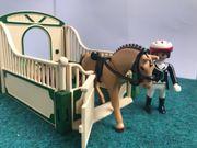 Playmobil Pferdebox mit Zubehör